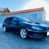 レガシー ツーリングワゴン GT-B